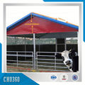 Steel Structure Cattle Shed For European Market