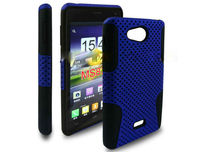 mesh combo case for all brand models,factory in Guang Zhou,case for LG MS870