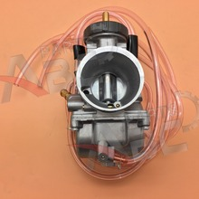 Genuine Keihin 34mm PWK 34 Carburetor For 4 Stroke Dirt Bike