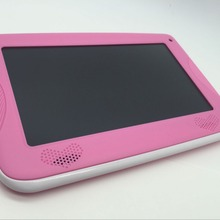 7 inch android kids tablet 7 inch Quad Core A33 Android 4.4 shenzhen tablet pc with silicon carton case