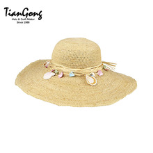 TianGong Widely Used Quality Customized women hat