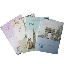 Favorable price supply pocket diary notebook