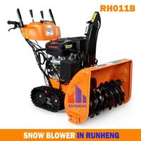 Cheap Atv Snow Blower/Snow Blower Rubber Track/Loncin Snow Blower
