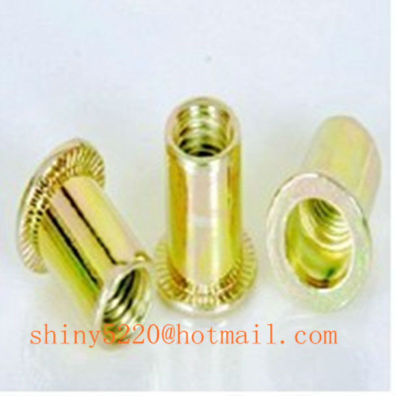 Brass Rivet Nuts,Thread insert