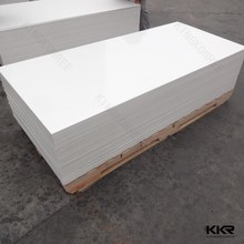 acrylic solid surface joint invisible artifical stone sheet