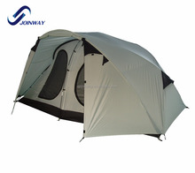 JWF-015 Promotional 4 man outdoor winter camping tents to live in