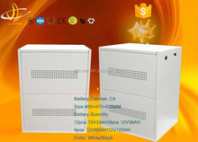 China factory, good quality steel battery cabinet C4, OEM, metal enclosures cabinet
