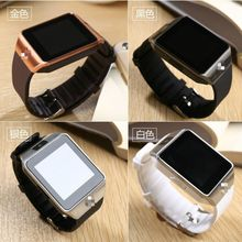 B1uetooth Smart Watch Smartwatch DZ09 Android Phone Call Relogio 2G GSM SIM TF Card Camera for iPhone