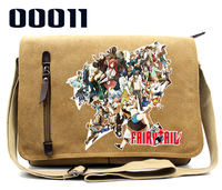For Kids Fashion Inclined Shoulder Bag Fairy Tail Anime Messenger Bag
