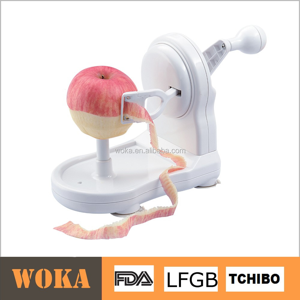 kitchen accessories handheld apple peeler corer slicer