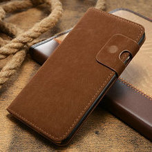 2015 China Wholesale Case Cell Phone Accessories for iPhone 6 Plus, for iPhone 6 Plus Flip Leather Case Bag