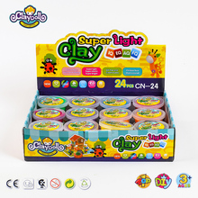 Nontoxic Bouncing Play Dough Modeling Air Dry Clay