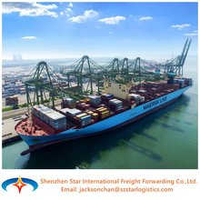 The Best Ocean Shipping Service Freight Forwarder from China to Muscat.