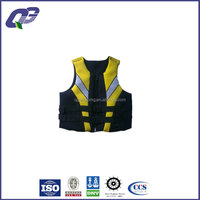 Water park neoprene life jacket for adult