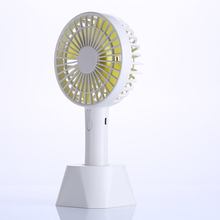 Wholesale Portable Fan Mini USB Rechargeable Handheld Fan with CE RoHS Listed