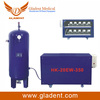 Foshan Gladent breathing air compressor for sediments salvage underwater