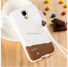 2014 hot selling! silicone case for Samsung s4 i9500 in cute colors, cell phone case for galaxy s4 i9500