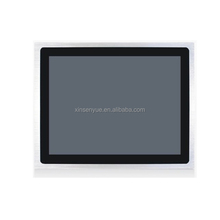 Factory Price 17 inch resistive/capacitive touch screen monitor