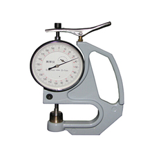 pointer plastic film sheet thickness gauge