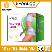 2015 Direct Factory High Effective Burn Fat ABC Slim Belly Patch