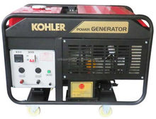 powerful 5kw Low noise soundproof generator KOHLER HONDA FIRMAN Wholesaler Genset 3600Rpm with BV / PVOC CE Approved