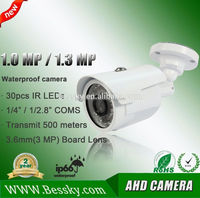 CCTV security 960P AHD bullet camera wiki