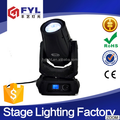 Powerful 350w beam lighting hot sale dmx gobos light 17R moving head lights