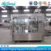 Chinese Good Service Automatic Water Bottling