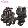 Befa hair smooth feeling brazilian hair body wave wholesale human hair extensions