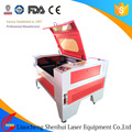 SH-G690 80w 100w Good quality leather lamp cover laser engraving cutting equipment