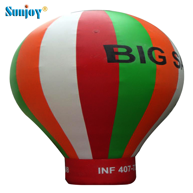 SUNJOY inflatables 2018 products alibaba wholesale cheap price hot sale advertising inflatable balloon