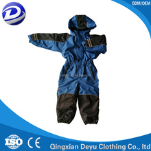 Wholesale high quality children one piece jumpsuit for ski racing 2015