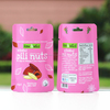 dog treats plastic packaging bag / paper seed packing bags