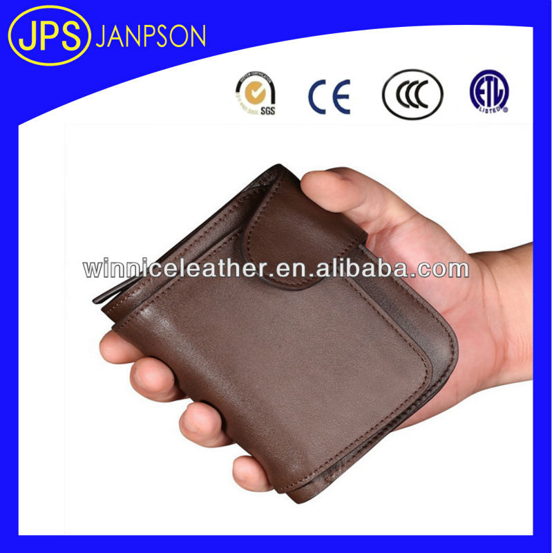 the importer of leather wallets