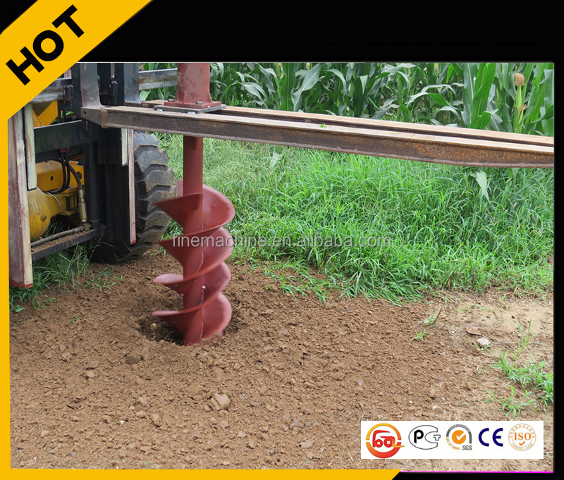 2016 new post hole digger/tree planting digging machine/earth auger for sale