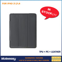 beautiful and unique for ipad mini 2 for ipad 234 leather pouch case