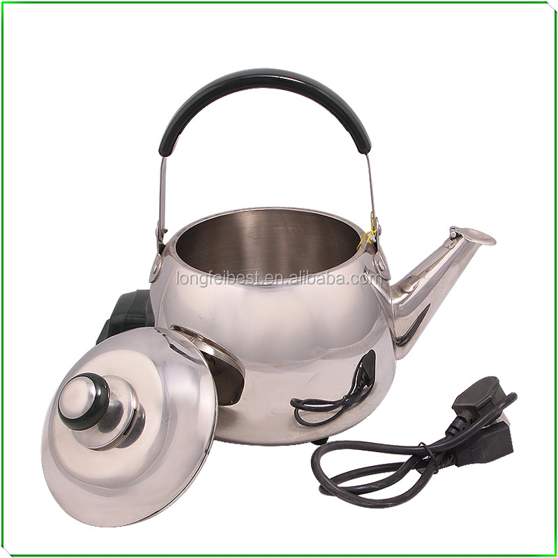 24CM Stainless Steel Electric Kettle With Music