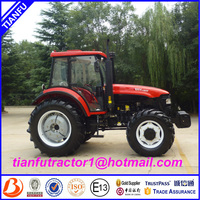 Discount!!!50hp 4wd high quality price tractors for sale by owner