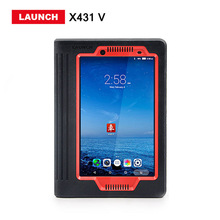 2018 New Arrival Launch X431 V 8'' Lenovo Tablet PC Free Update Via Official Website X-431 V WiFi/Bluetooth+ DHL Fast Shipping