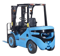 3 ton forklift specification with Chinese engine