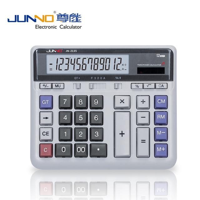 financial calculator 12 digits big size