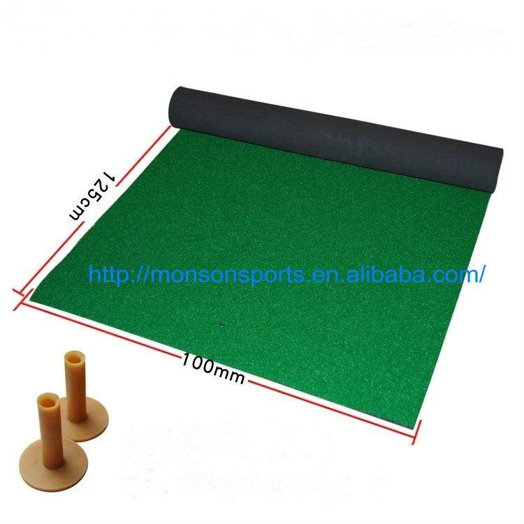 Driving Range Golf Mat Practice Golf Driving Mat Artificial Grass