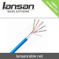 Lancables FTP Cat6 23AWG FLUKE pass Networking cables