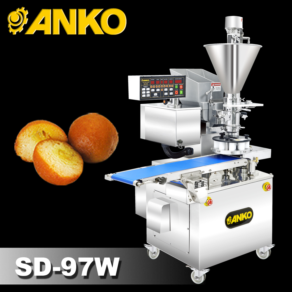 Anko Small Scale Filled Frozen Gulab Jamun Making Machine