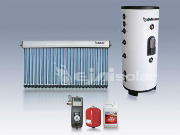Balcony Series Solar Water Heaters