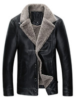 most fashionable fur-one coat/ best sale men fur dress/ high quality men winter fur-one coatover