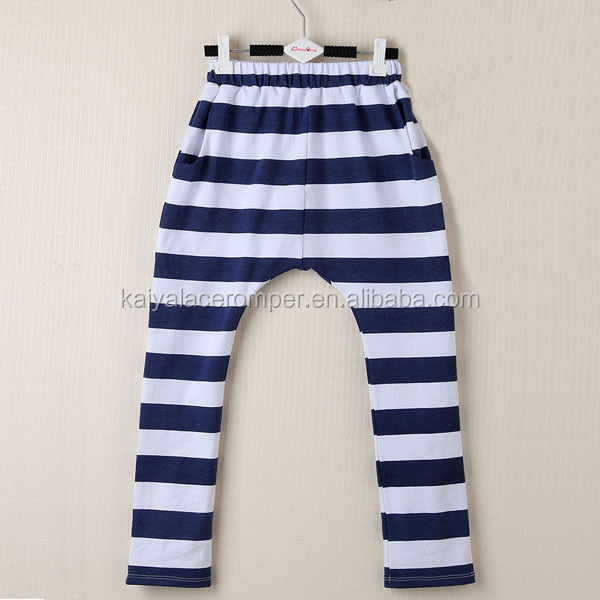 low crotch harem pants big navy white bar baggy jogging toddler baby leggings children harem pant