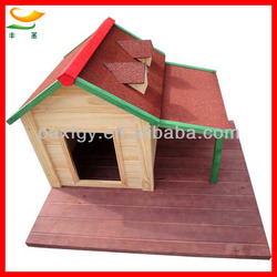 new design large wood dog house