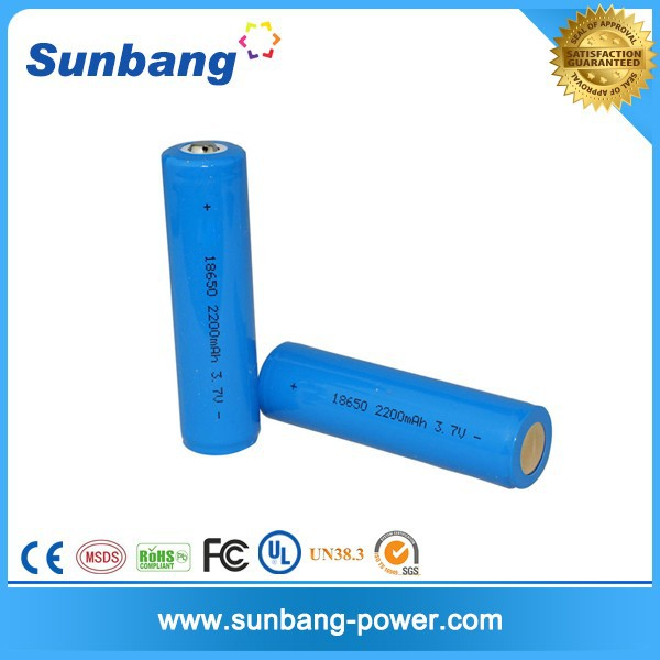 Original wholesale 18650 li polymer battery 18650 battery us18650gr g7 ,battery 18650 26650