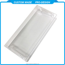 Dongguan factory price foldable clear box plastic pvc